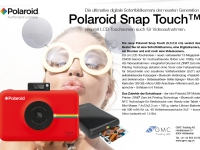 GMC Ins Polaroid Snap Touch