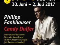 Plakat Jazztage Buelach 2017